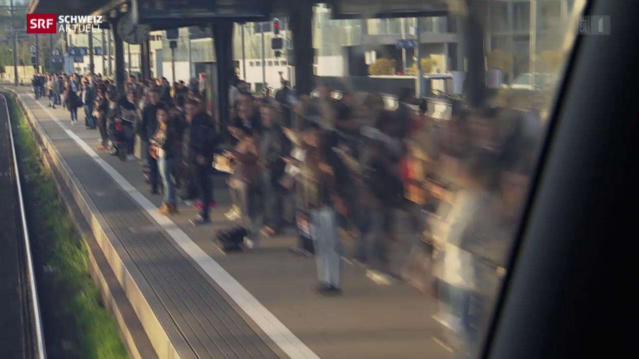 Zürcher S-Bahn wird 25-jährig