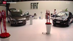 Video «Fiat kehrt Italien den Rücken zu» abspielen