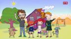 Laschar ir video «Episoda 1: La famiglia Babulin - Vallader»