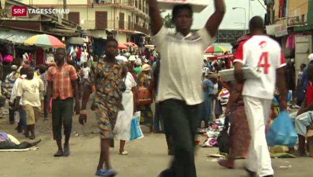 Video «Geschäfte mit Afrika» abspielen