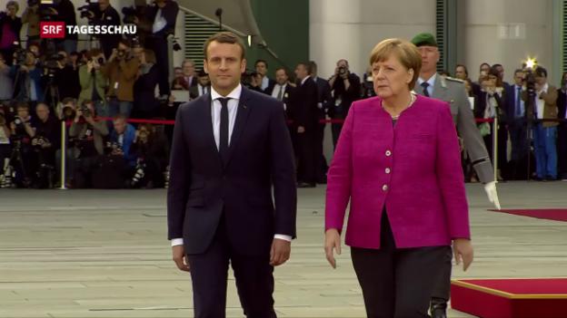 Video «Eine Herzensangelegenheit des Neuen aus Paris» abspielen