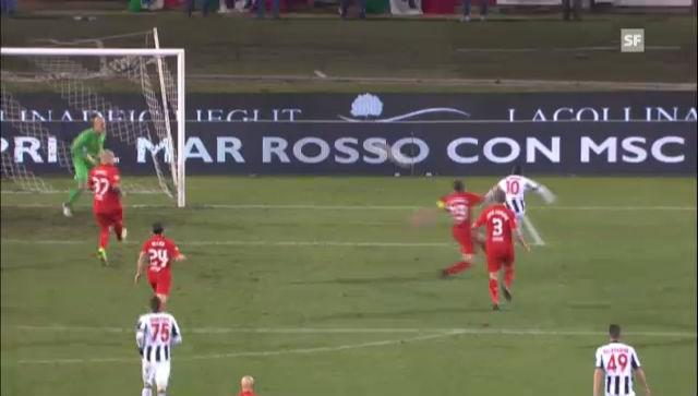 Die Chance von Antonio Di Natale («sportlive»)