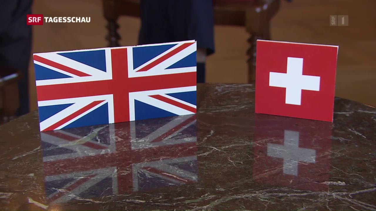 Brexit wirkt auf die Schweizer Diplomatie