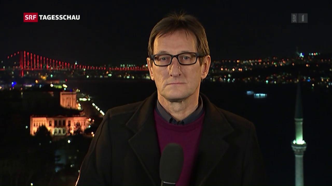 «Der Verdächtige soll auch in Syrien gekämpft haben.»