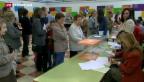 Video «Kommunalwahlen in Spanien» abspielen