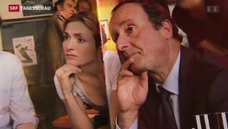 Video «François Hollande im Rampenlicht» abspielen