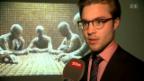 Video «Christian Herren – jüngster Museumsdirektor der Schweiz» abspielen