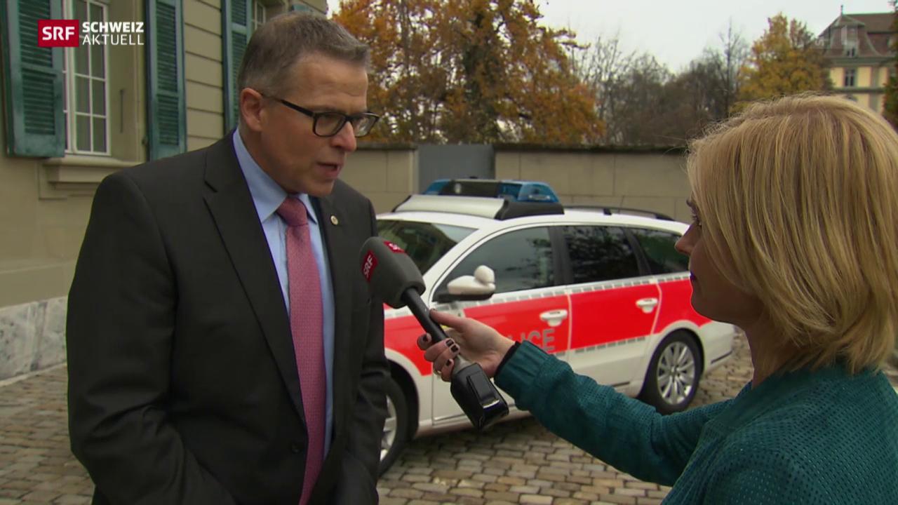 Happige Vorwürfe gegen Berner Polizei