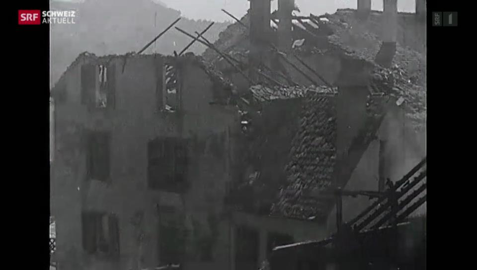 Bomben auf Schaffhausen