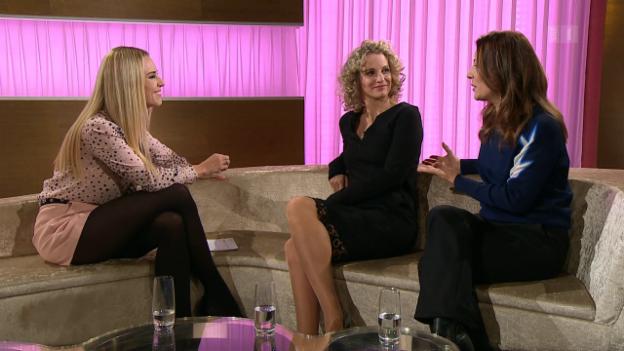 Video ««G&G Weekend» mit Martina Lory und Isabelle Flachsmann» abspielen