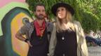 Video «Zibbz: Die Schweizer ESC Hoffnung auf Erkundungstour in Lissabon» abspielen