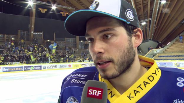Video «Mauro Jörg im Interview» abspielen