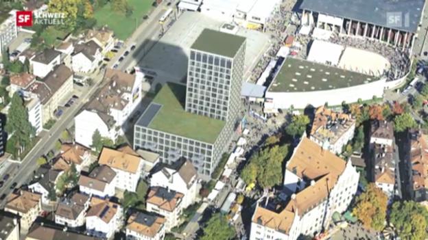 Video «Schweiz aktuell vom 10. Dezember 2012» abspielen