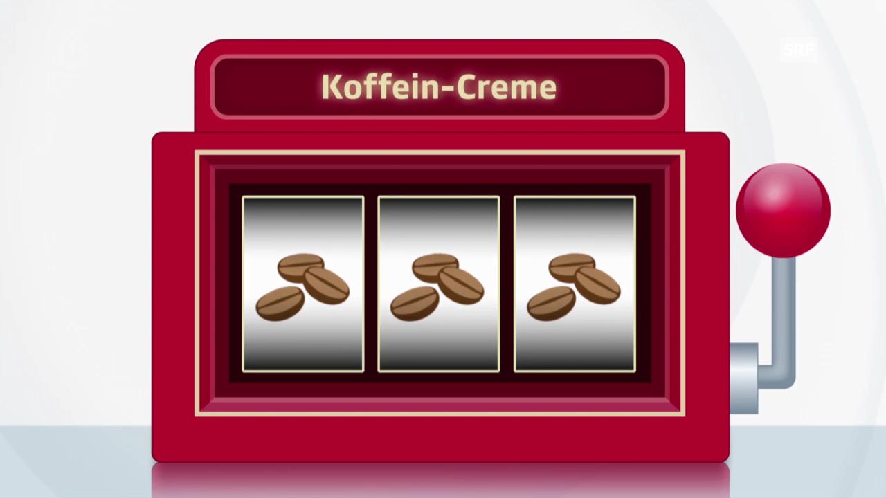 Mit Koffein gegen Cellulite