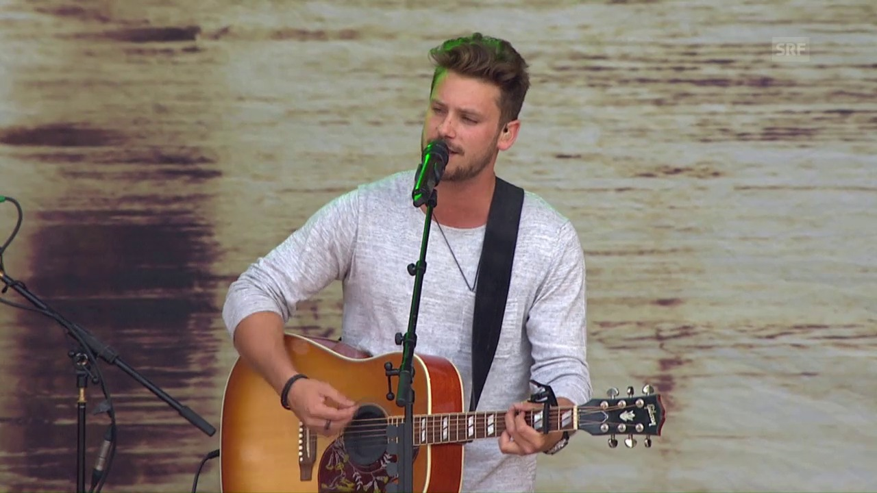Bastian Baker - «I'd Sing For You»