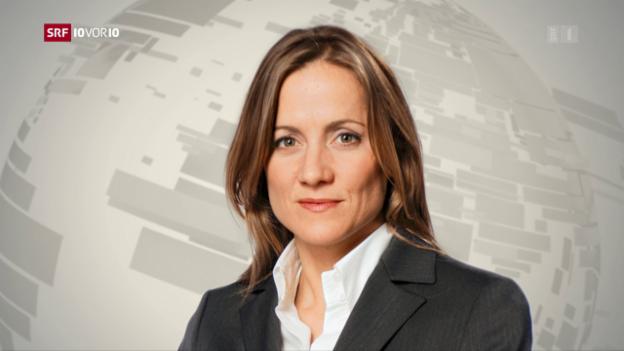 Video «FOKUS: Live-Schaltung zu Korrespondentin Barbara Lüthi» abspielen