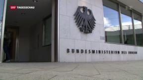 Video «Misstöne zwischen Deutschland und der Türkei» abspielen