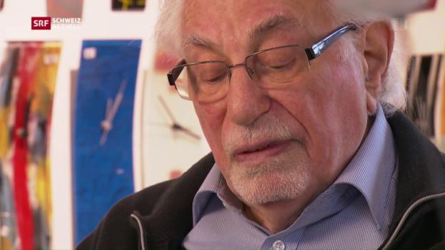 Video «Erzählungen eines Holocaust Überlebenden» abspielen