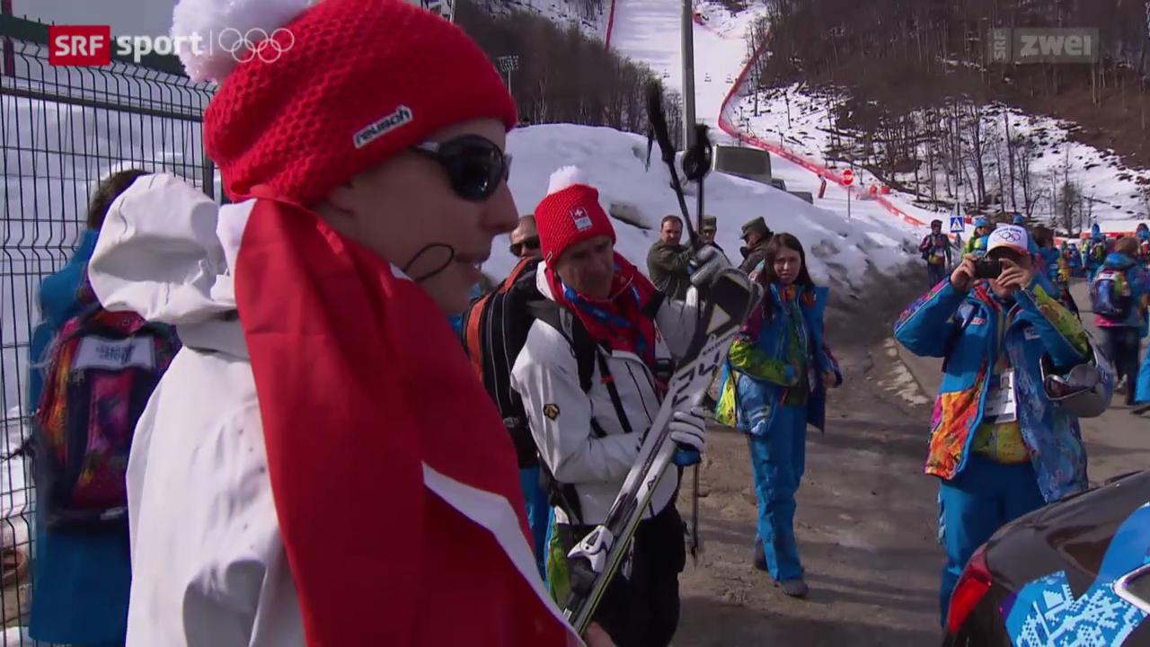 Ski: Rummel um Dominique Gisin