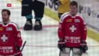 Video «Die Schweizer beenden den Deutschland Cup sieglos» abspielen