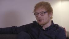Video «Interview: Ed Sheeran über sein neues Album «Divide»» abspielen