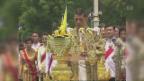 Video «Regierung lädt thailändischen Kronprinzen zur Thronfolge ein» abspielen