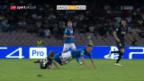 Video «Napoli mit Heimsieg gegen Nizza» abspielen