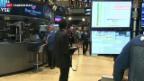Video «Börsen fallen nach US-Zinsentscheid ins Minus» abspielen