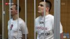 Video «Serie «Meine letzten Fragen»: Journalist Alexander Sokolow» abspielen
