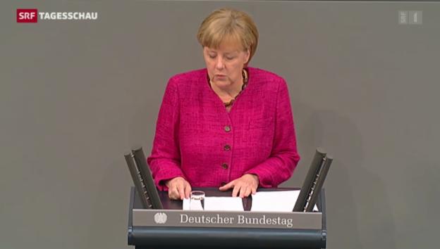 Video «Adrian Arnold zur Debatte im Bundestag» abspielen