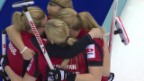 Video «Curling: WM in Sapporo, Playoff-Spiel Schweiz - Kanada» abspielen