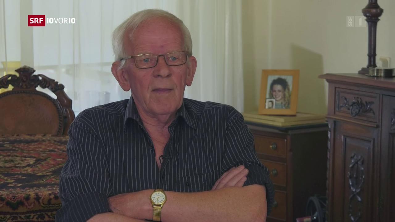 Vaatstra: «Ich hatte Angst, dass der Mörder nie gefunden wird»