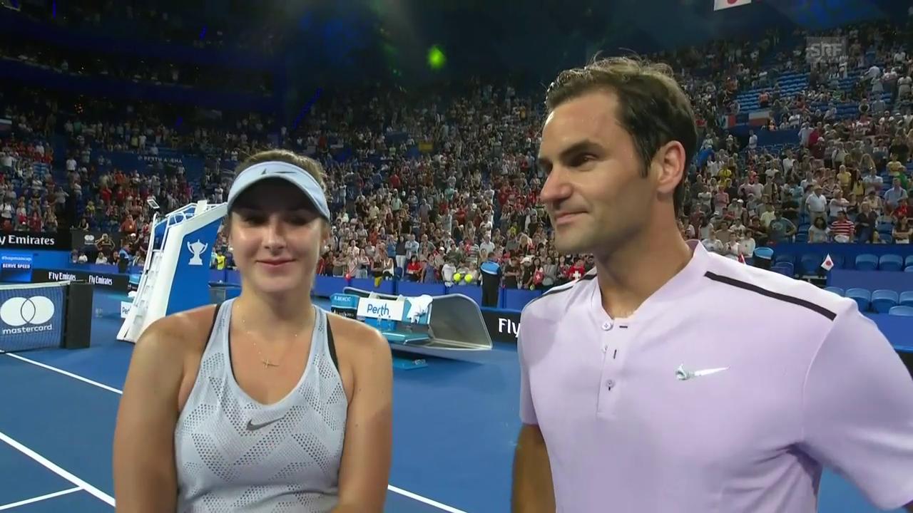 Federer: «Ich kann nicht immer den Clown spielen»