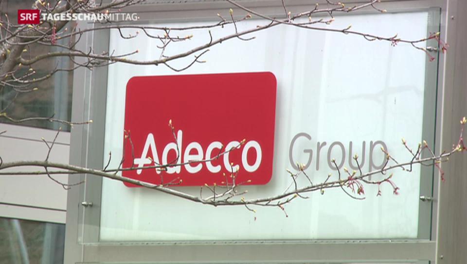 Starke Jahresbilanz 2013 von Adecco