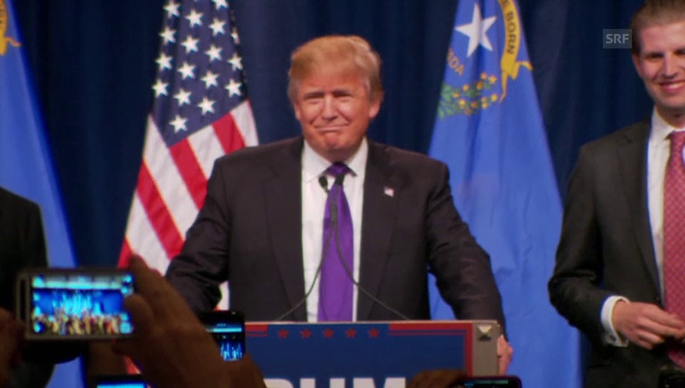 Trump: «Ich liebe die schlecht Gebildeten»