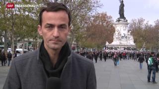 Video «Razzien in Frankreich» abspielen