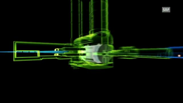 Cern-Forscher entdecken Higgs-Teilchen