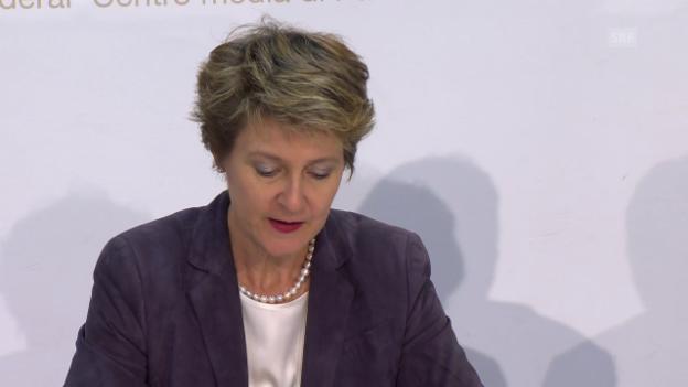 Video «Die EU wollte keine Verhandlungen zur MEI» abspielen