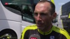 Video «Küng und Albasini beim Heimrennen im Fokus» abspielen