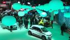 Video «Genfer Autosalon als wichtiger Wirtschaftsfaktor» abspielen
