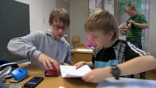 «Schweizer Jugend testet 2013»: Platz 5