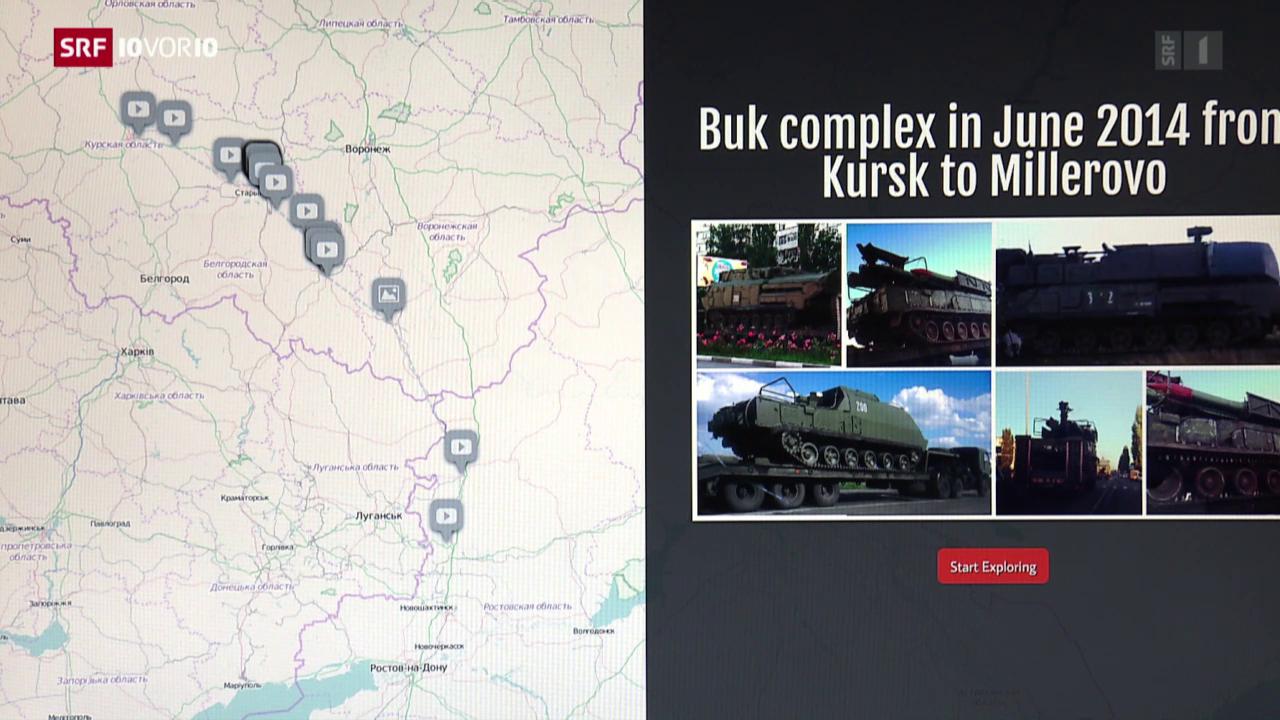 FOKUS: Blogger wollen Russlands Unschuld widerlegen