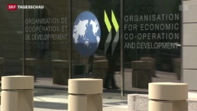 Video «OECD stopft Steuerschlupflöcher» abspielen