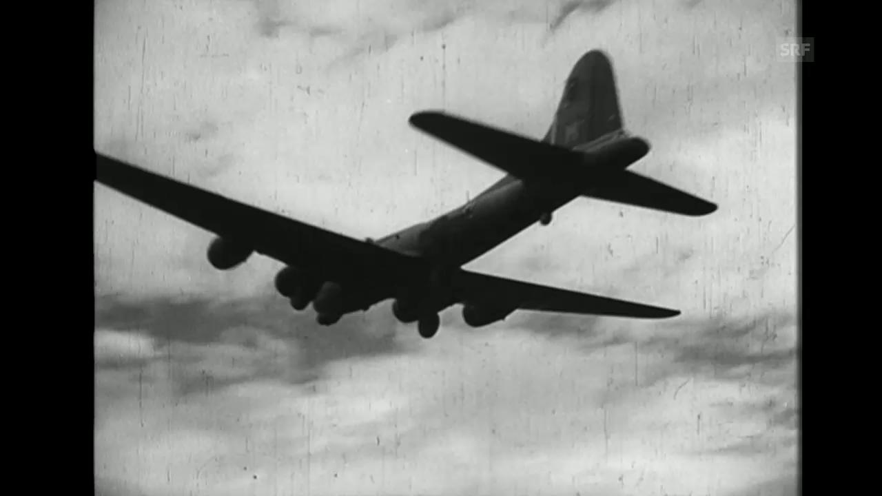 Schweizer Filmwochenschau vom 7.9.1945