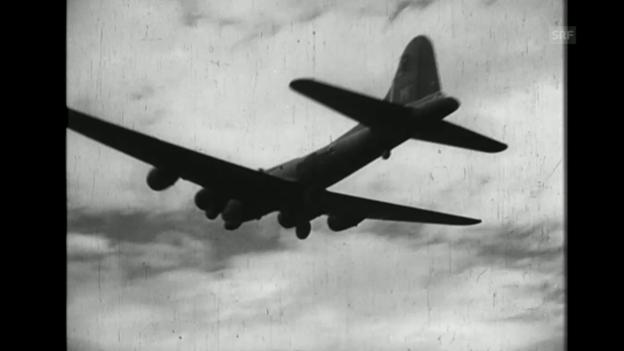 Video «Schweizer Filmwochenschau vom 7.9.1945» abspielen