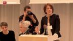 Video «Nationalrätin Petra Gössi stellt sich FDP-Frauen» abspielen