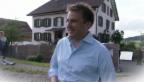 Video «Sascha Ruefer wird Vater» abspielen