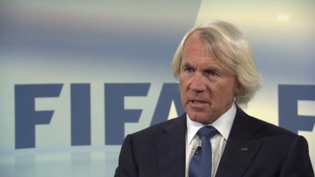 Video «Dvorak erklärt die Doping-Bekämpfung der FIFA» abspielen