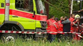 Video «Explosion in Fehraltorf » abspielen