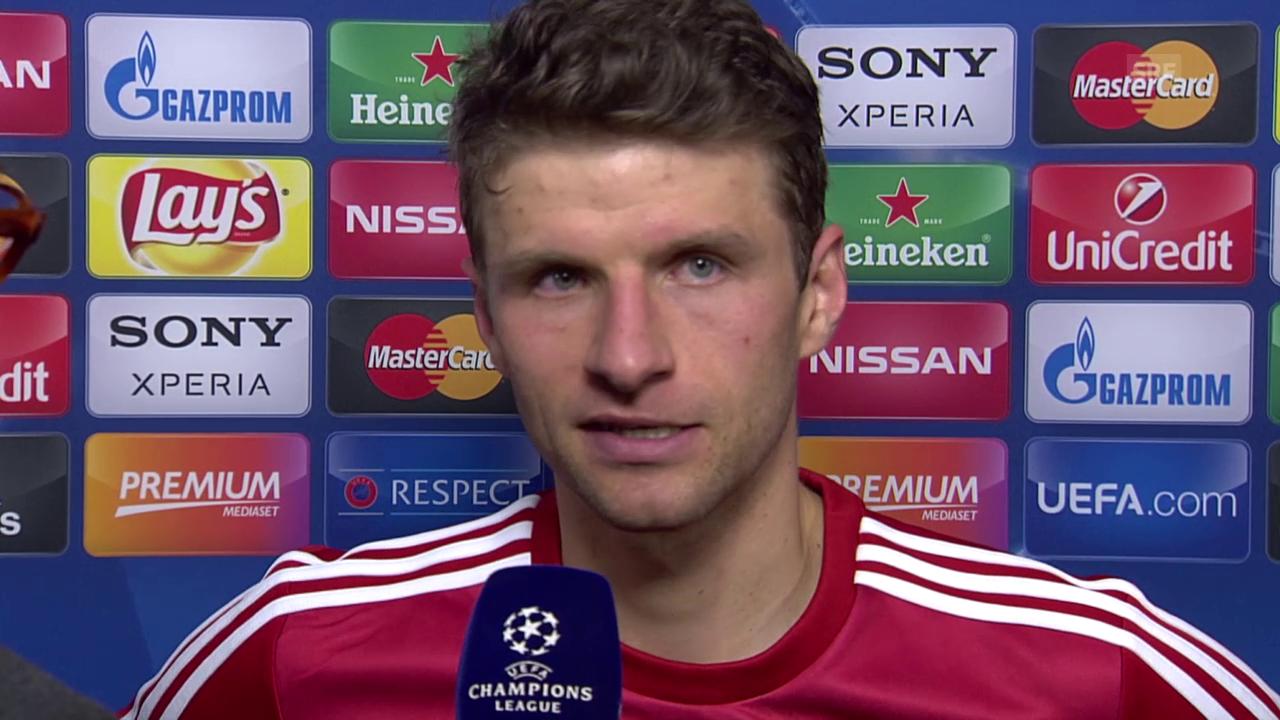 Interview mit Thomas Müller